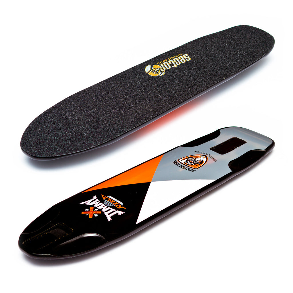 Sector 9 Riha Deck - Performance Longboarding - FREE SHIPPING!