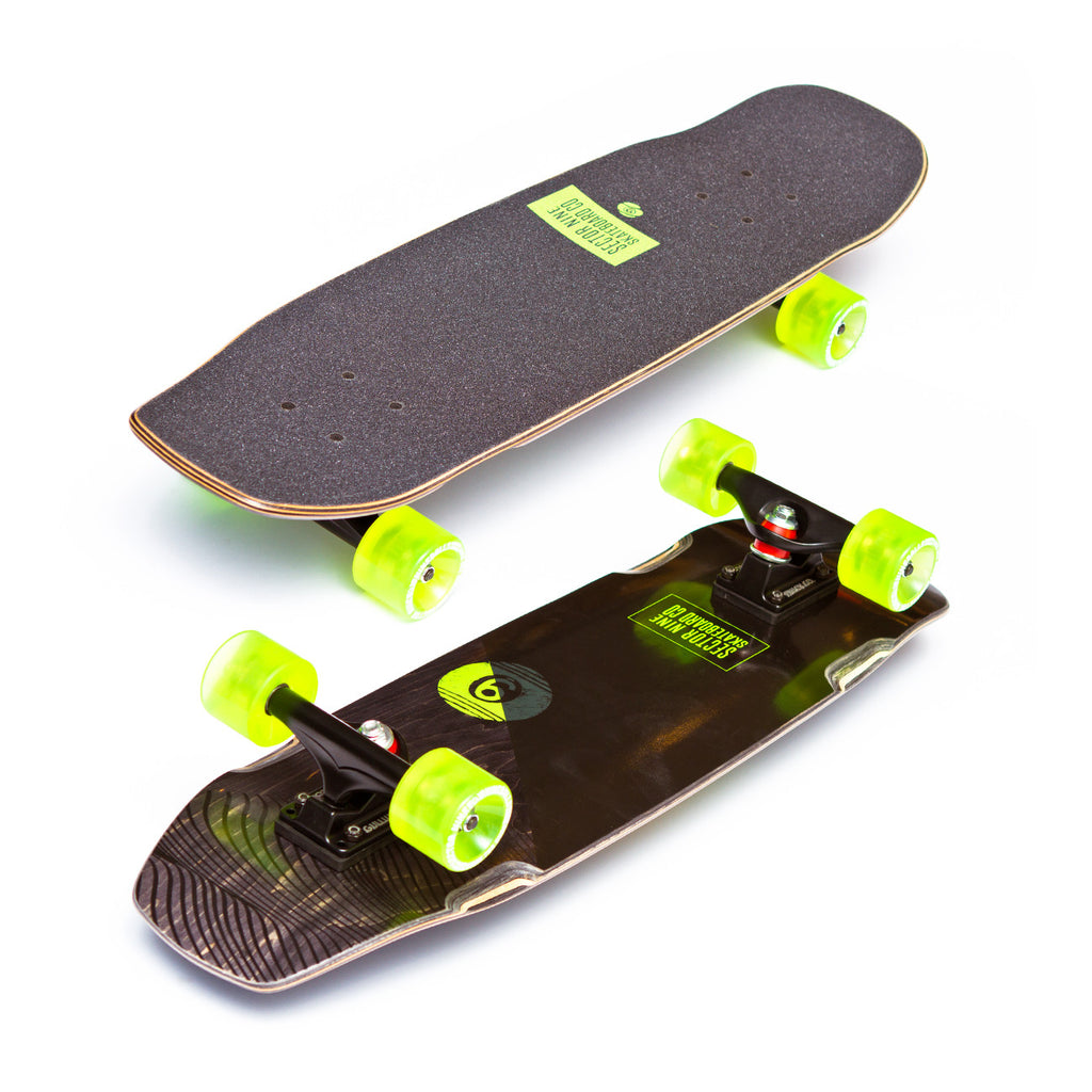 Sector 9 Sand Shark Complete - Performance Longboarding - FREE SHIPPING!