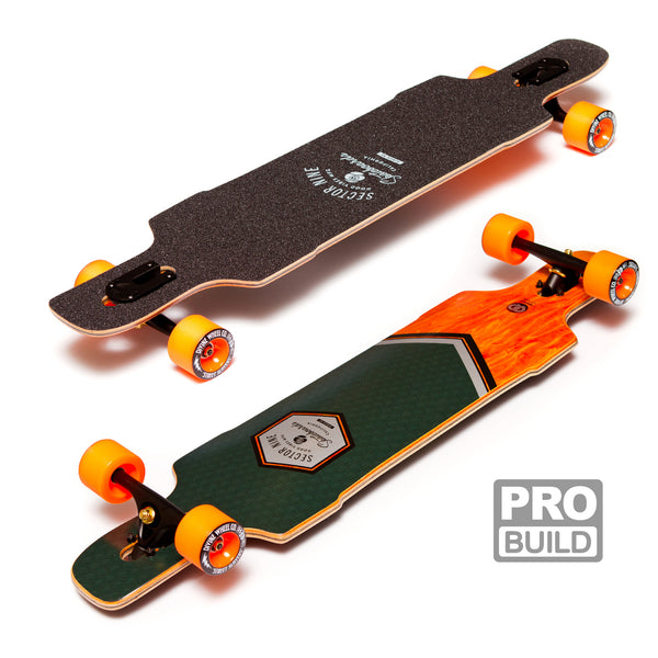Sector 9 Dropper Pro Build®