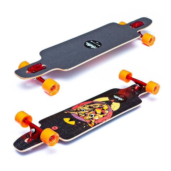 Restless Splinter 40 FiberLam Pro-Build Complete - Performance Longboarding - FREE SHIPPING!