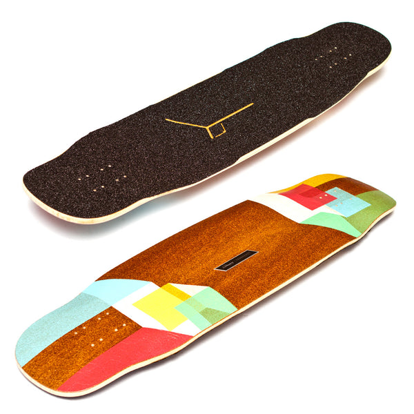Loaded Tesseract - Performance Longboarding - FREE SHIPPING!