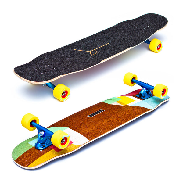 Loaded Tesseract Freestyle Pro-Build - Performance Longboarding - FREE SHIPPING!