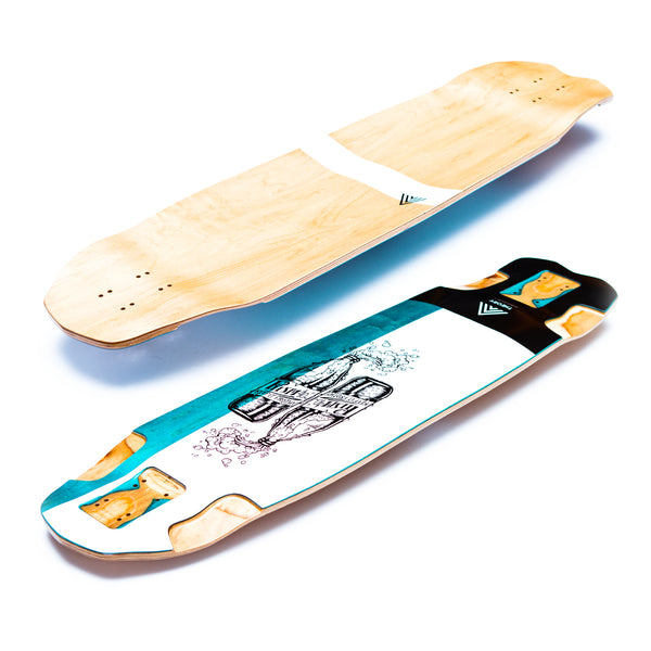 Prism Theory V2 - Performance Longboarding - FREE SHIPPING!