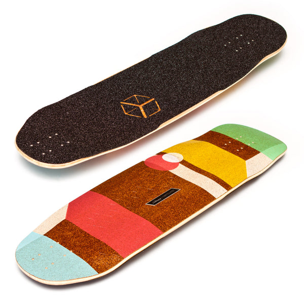 Loaded Cantellated Tesseract - Performance Longboarding - FREE SHIPPING!
