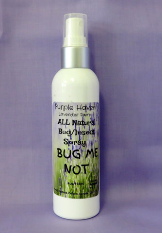 Bug Me Not  Outdoors Body Mist