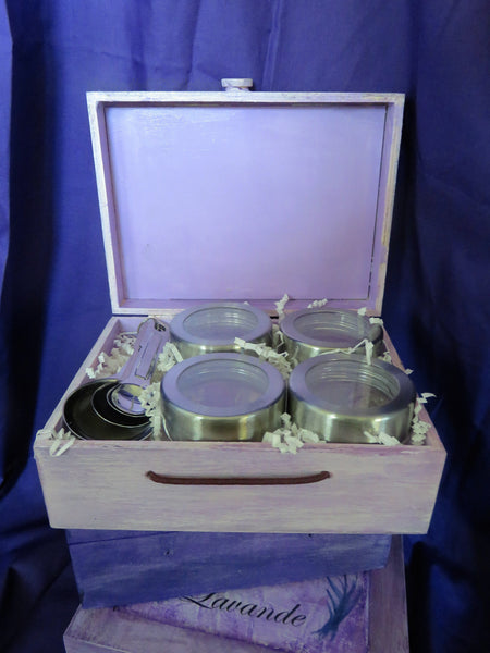 Culinary Lavender Gift Box set