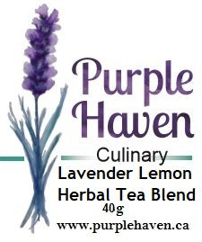 Lavender  Loose Tea Blends