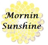 Mornin Sunshine Essential Oil Massage & Bath  Blend