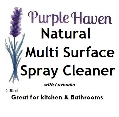Multi Surface Spray Cleaner