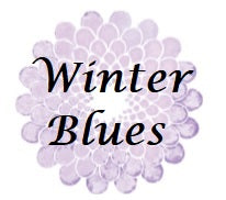 Winter  Blues  Essential Massage & Bath  Oil Blend