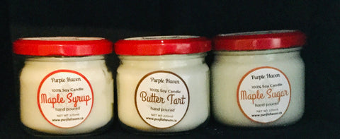 Scents of Haldimand   Hand Crafted All Natural Soy Candles