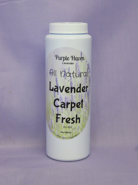 Lavender Carpet Fresh