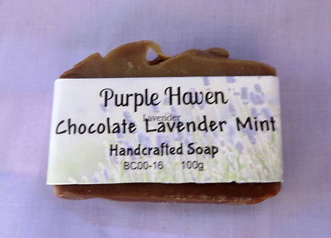 Lavender Chocolate Mint