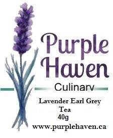 Lavender Earl Grey Loose Tea