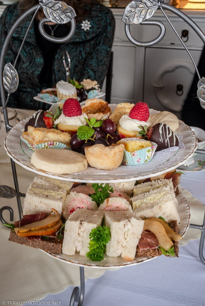 Mother's Day  Afternoon Tea at Towne Cafe