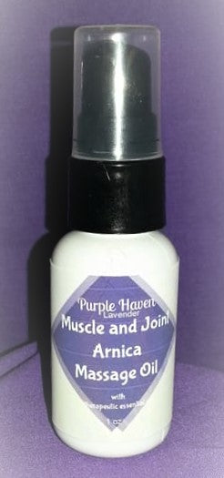 Arnica Muscle and Joint Oil