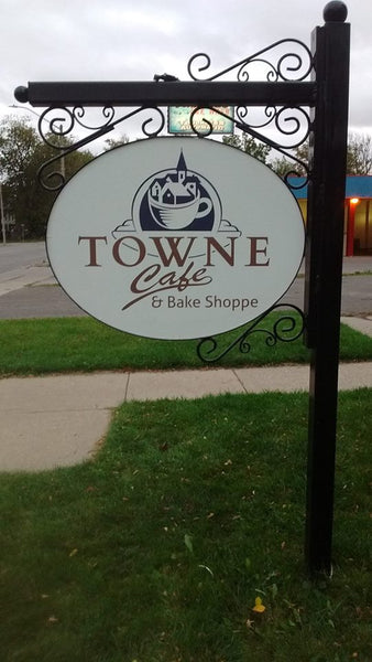 Purple Haven Afternoon Tea at Towne Cafe