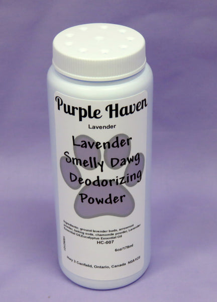 Smelly Dawg Deodorizing Powder
