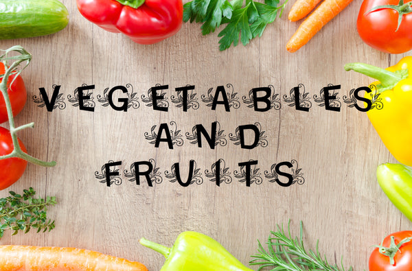 Vegetables & Fruit Plants