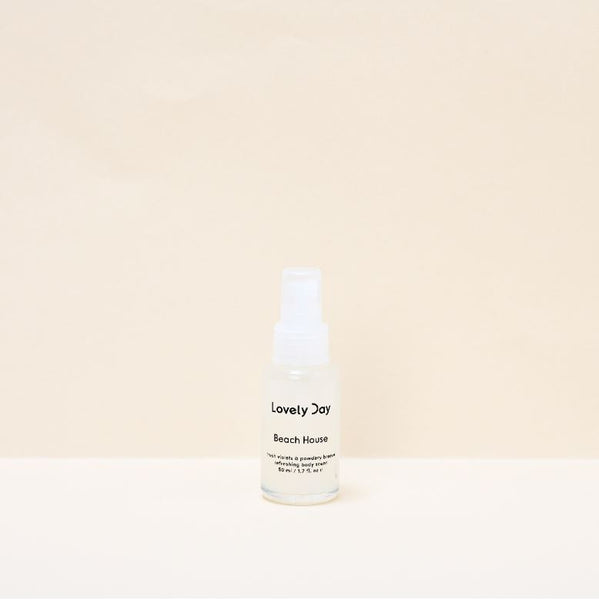 Beach House Refreshing Body Scent