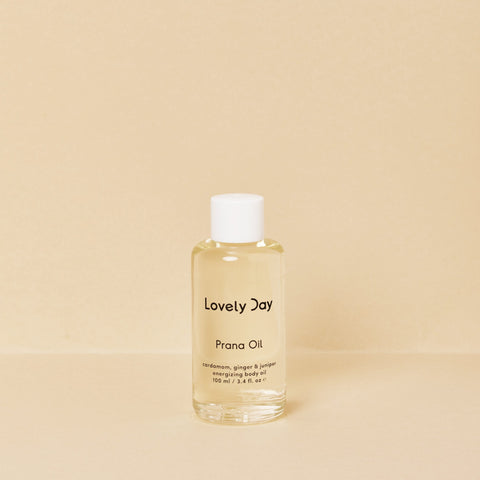 Prana Body Oil
