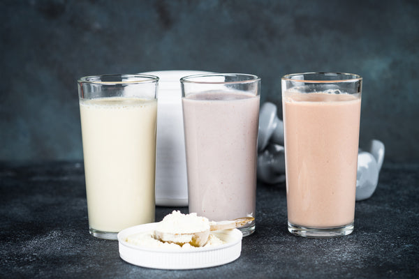 High Protein Meal Replacement Shakes