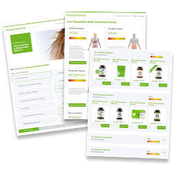 NEW Online Health Assessment