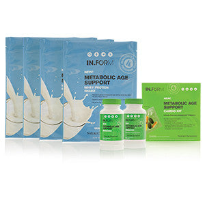 Metabolic Kit w/ Whey