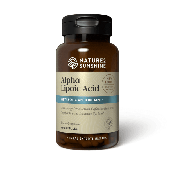 Alpha Lipoic Acid - Nature's Sunshine