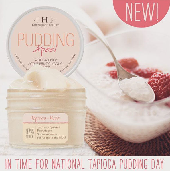 Pudding Apeel