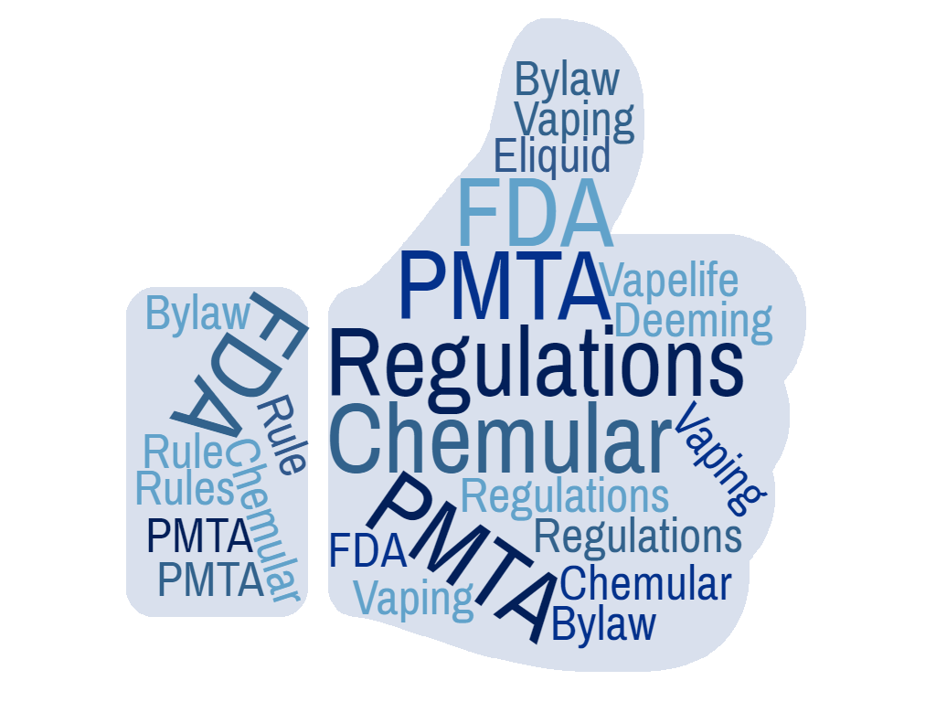 FDA Regulations for PMTA, Not Going Away