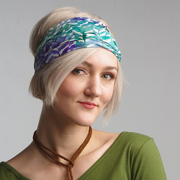 Wrapsody Headband Warm Palette