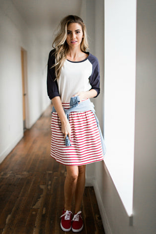 Bar Harbor Skirt - DIVI