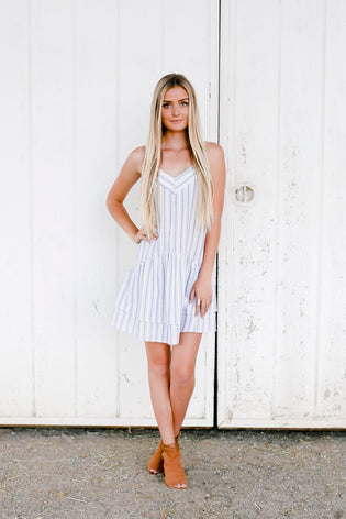All Sun and Games Mini Dress - DIVI