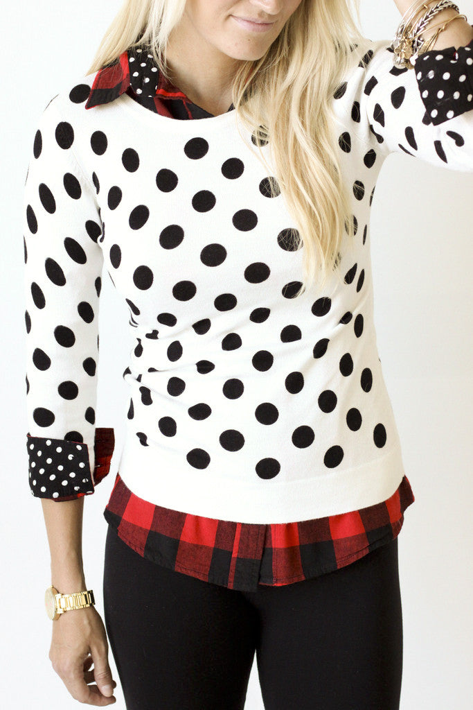 Dottie Sweater - DIVI