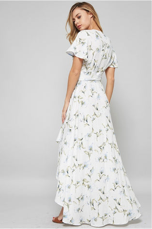 Freshly Floral Dress - DIVI