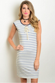 Know the Ropes Dress - DIVI