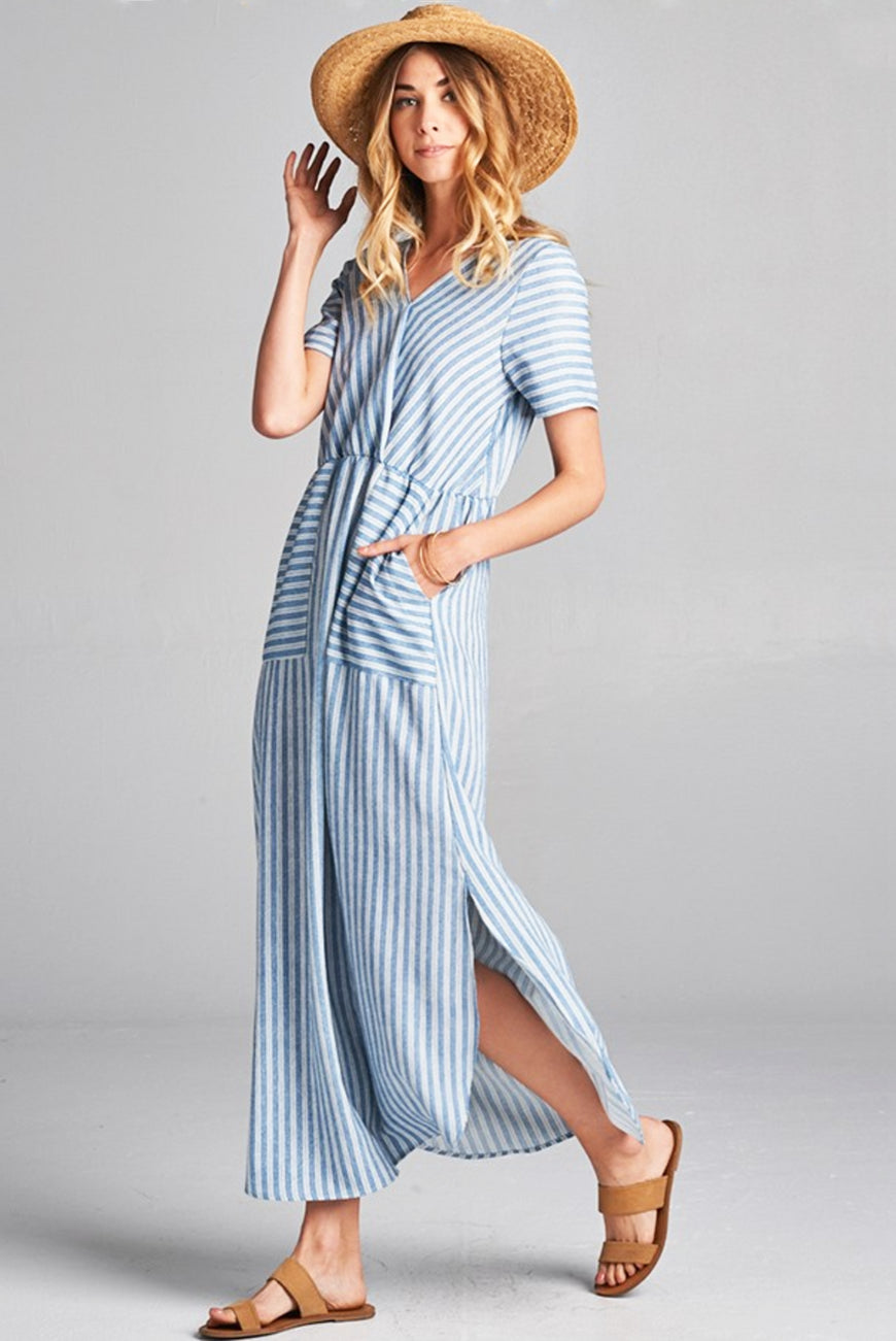 Meet Me at the Dock Dress - DIVI