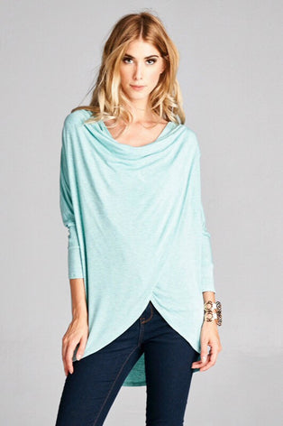 Wrap 'n' Unwind Sweater - DIVI