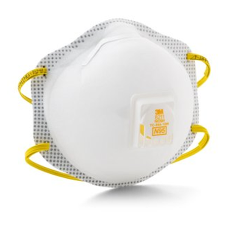 INVENTORY CLEARANCE! 3M Particulate Respirator N95