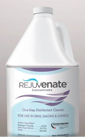 Rejuvenate™ Concentrate for Circulating Foot Baths