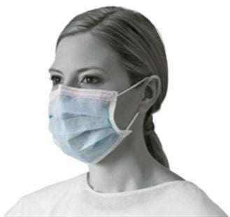 INVENTORY CLEARANCE! Basic Procedure Face Masks with Earloops