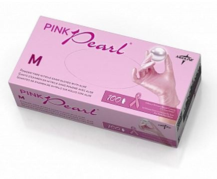 Generation Pink® Pearl Aloe Gloves