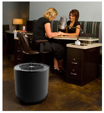 """The One That Works"" Salon Air Purifier"