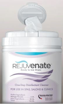 Rejuvenate™ Disinfectants Wipes Canister