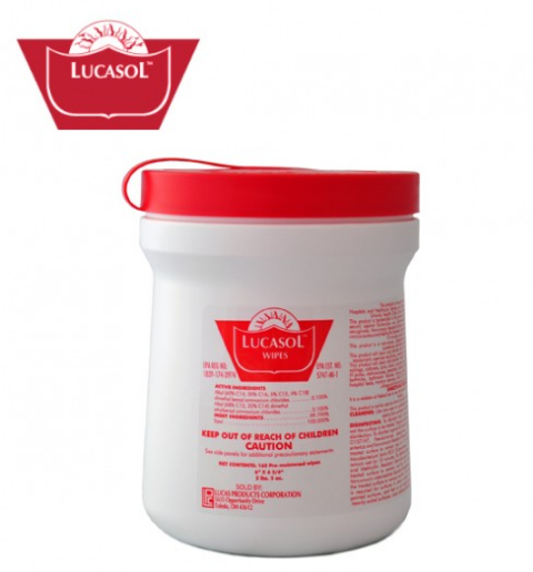 LUCASOL™ Wipes