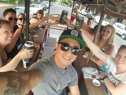 Tour Boise with Pedals & Pints Bike Tours