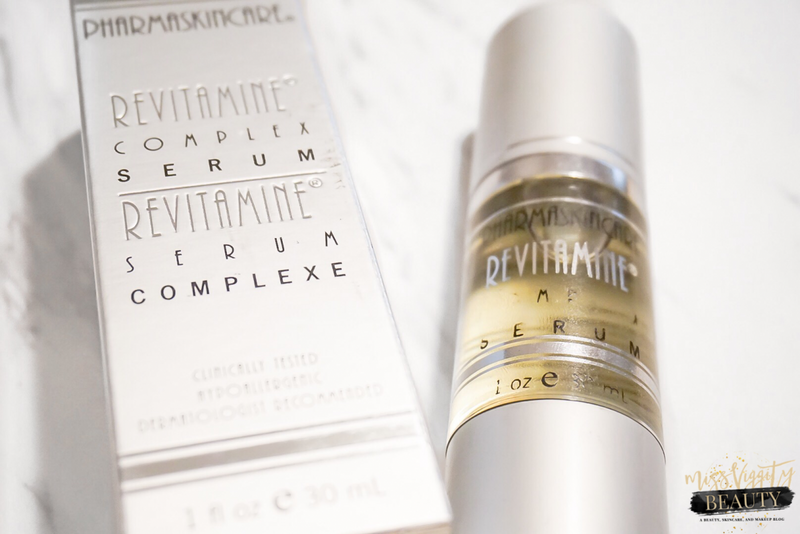 Revitamine Review by Miss Viggity Beauty