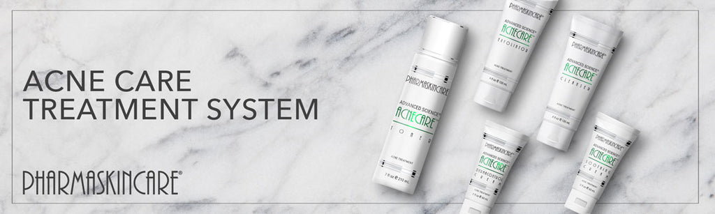 acne care treatment system