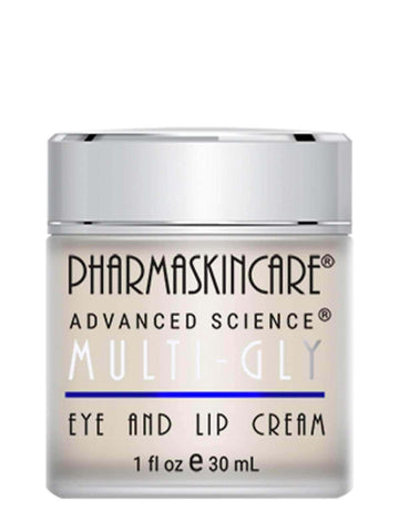 Multi-Gly Eye & Lip Cream - Pharmaskincare